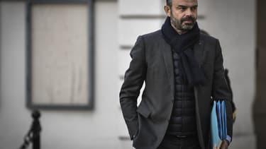 Edouard Philippe, le 14 décembre 2018 à Matignon, à Paris. (Photo d'illustration)