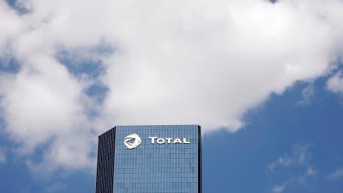 Total a vu ses profits fondre de 20% en 2013