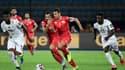 La Tunisie et le Ghana se disputent la dernière place en quart