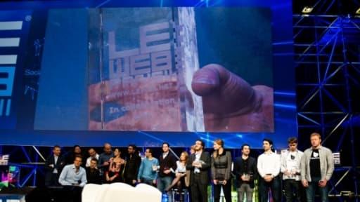 L'édition 2012 de LeWeb a pour thème l'internet des objets.