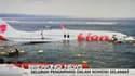 """L'appareil, avec """"plus de 130 personnes à bord"""", a raté la piste lors de son atterrissage à l'aéroport international de Denpasa"""