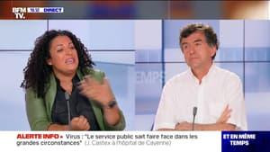 Covid-19 en Guyane : Jean Castex espère que le pic de l'épidémie soit passé - 12/07