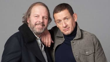 Philippe Katerine et Dany Boon