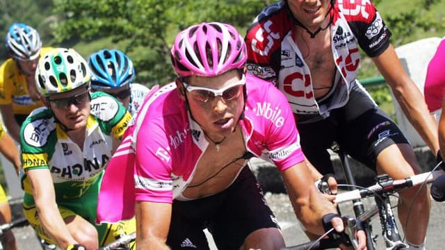 Jan Ullrich et Ivan Basso