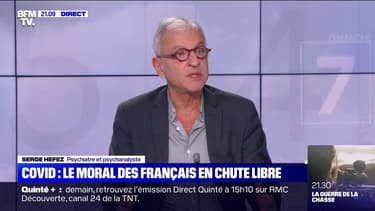 """Serge Hefez: """"L'état de santé mentale des Français est devenu calamiteux"""""""