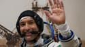 Luca Parmitano, l'astronaute qui va mixer