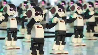 En réponse, les conseillers financiers affirment qu'ils offrent beaucoup d'avantages face à aux robots, comme la richesse de leurs conversations.