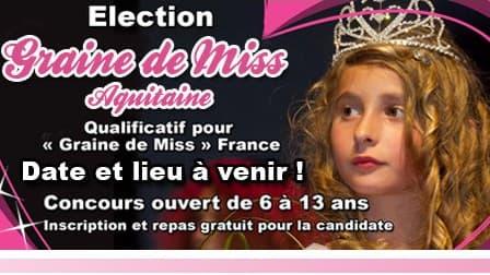 A Bordeaux, 23 petites filles âgées de 6 à 13 ans concoureront dans un cabaret privé.