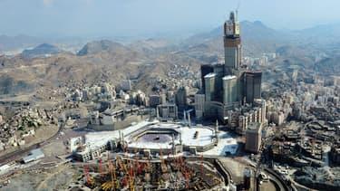 Les autorités saoudiennes attendent 20 millions de pèlerins à La Mecque ces cinq prochaines années.