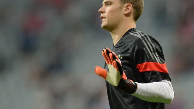 Manuel Neuer sera absent 3 mois.
