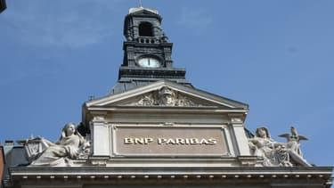 Le procureur a requis 100.000 euros d'amende contre BNP Paribas dans une affaire de vente à des particuliers de produits financiers risqués.