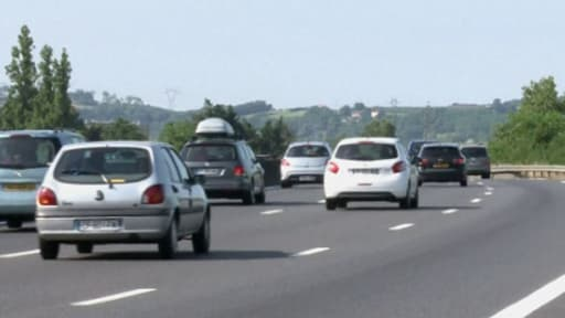 Après un début de journée classée rouge, le trafic est revenu à la normal.