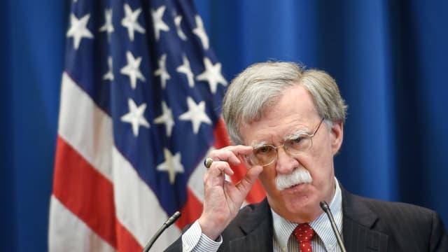 John Bolton a dénoncé la possibilité d'une enquête contre des militaires américains ayant servi en Afghanistan