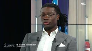 """Le Vestiaire - """"On doit se battre contre le racisme"""" encourage Gomis, qui défend Pierre Ménès"""