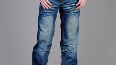 Des scientifiques ont synthétisé le pigment utilisé pour teinter les blue jeans.  (image d'illustration)