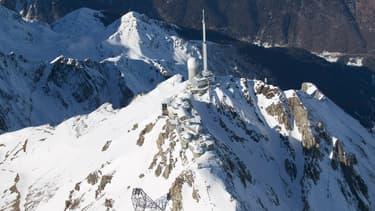 L'émetteur du Pic du Midi