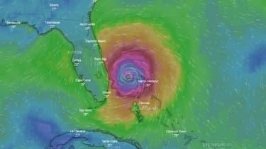 L'ouragan Dorian