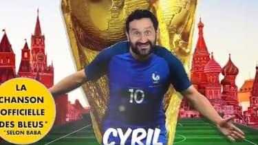 "Cyril Hanouna dans ""On va la pécho""."
