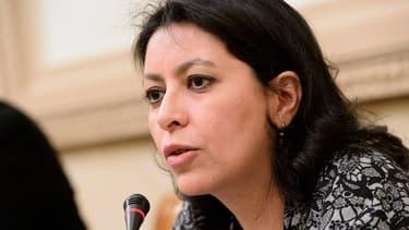 La sénatrice Leïla Aïchi.