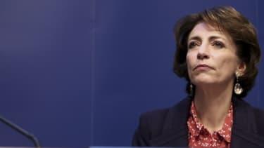 """La ministre de la Santé, Marisol Touraine, a estimé ce mardi que la Sécu n'était pas """"qu'un trou à boucher""""."""