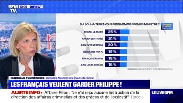 Les Français veulent garder Philippe ! (2) - 02/07