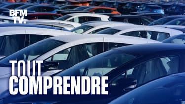 """De plus en plus d'acheteurs de voitures neuves se tournent vers le """"leasing"""""""