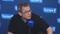 Didier François, journaliste à Europe 1, a raconté lundi ses conditions de détention en Syrie.