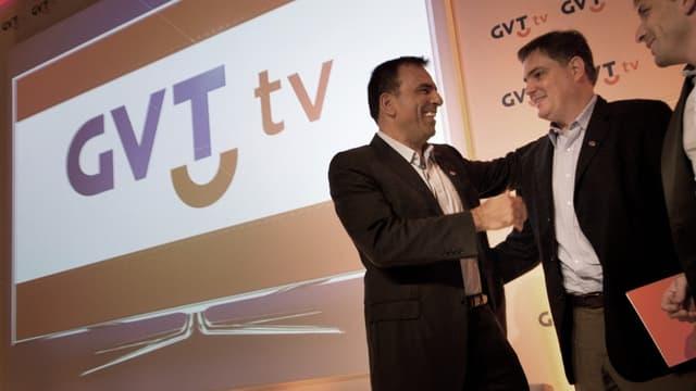 GVT va passer aux mains de Telefonica.