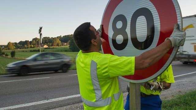 Combien va coûter le retour aux 90 km/h?