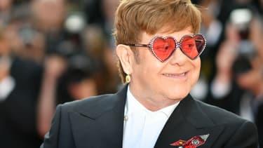 Elton John au 72e Festival de Cannes