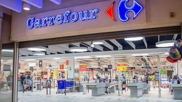 Carrefour domine le palmarès du CAC 40 mardi