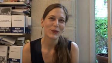 """Le prix de Flore a été décerné à Nina Yargekov  à """"Double nationalité"""""""