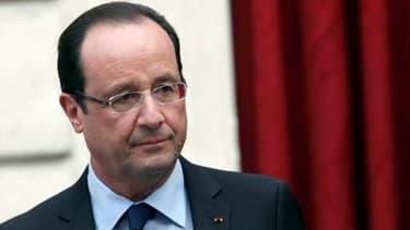 François Hollande souhaite mener avec Angela Merkel une initiative commune sur la croissance.