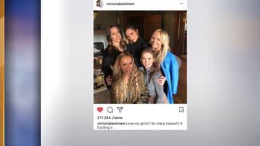 Les Spice Girls réunies le 2 février 2018-