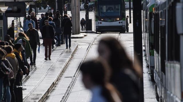 Les transports gratuits à Nantes le week-end