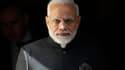Narendra Modi, le Premier ministre nationaliste d'Inde.