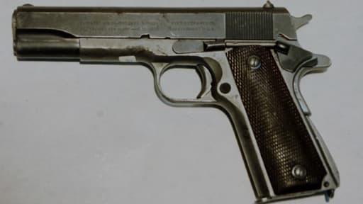 Exemple de calibre 45 (11.43mm)