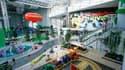 Ski, parc aquatique, lapins: un centre commercial géant veut réinventer le modèle