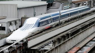 Cela fait plus de 50 ans que le Japon travaille sur ce train.