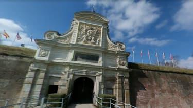 Le parc de la citadelle, à Lille