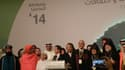 """Un """"Dialogue des civilisations"""" rassemblant les principaux acteurs religieux du pays s'est tenu le 6 mai 2014 à Bahreïn."""