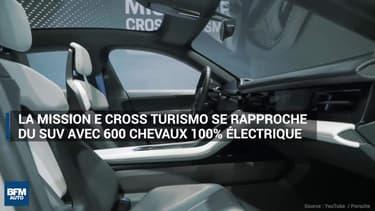 Genève 2018: Porsche entre sport et futur