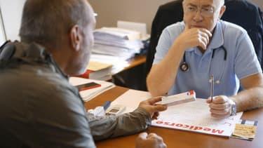 Consultation médicale à Ajaccio en Corse, le 6 octobre 2017