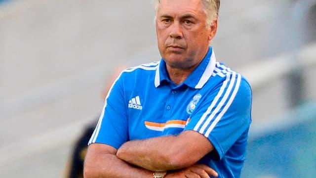 Ancelotti, futur entraîneur de Gündogan
