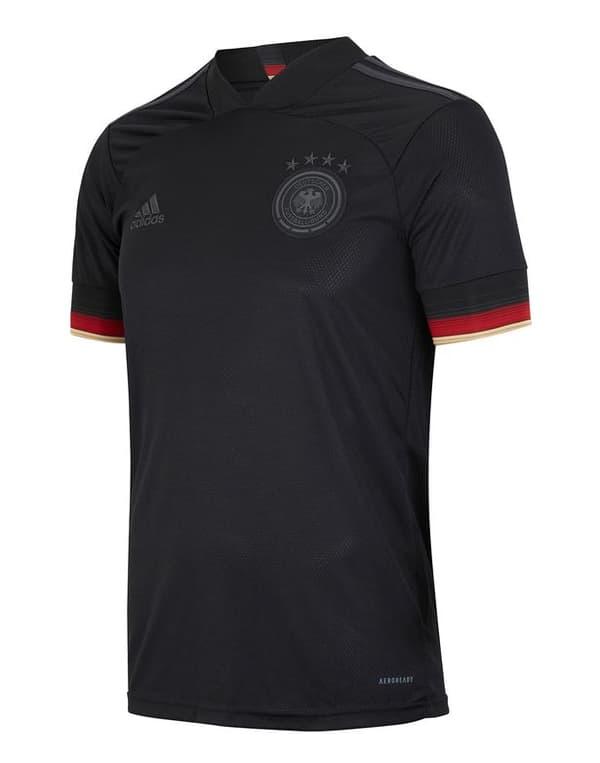 maillot Allemagne extérieur Euro 2021