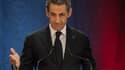 Nicolas Sarkozy à Lambersart, en meeting jeudi 25 septembre.