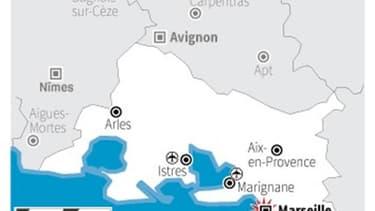 UN EX-DÉTENU TUÉ PAR BALLES À MARSEILLE