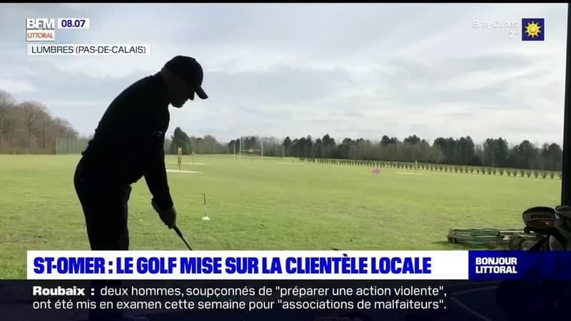 Saint-Omer: le golf mise sur la clientèle locale pour combler les pertes