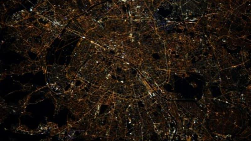 Thomas Pesquet publie une nouvelle photo de Paris depuis l'espace