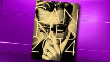 L'affiche du Festival de Cannes 2014.